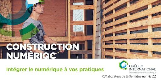 Construction numériQC