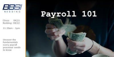 Payroll 101 - Redding