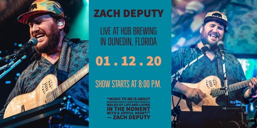 Zach Deputy in Dunedin, Florida