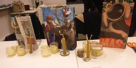 """Atelier """"cadeau de fin d'année"""" billets"""