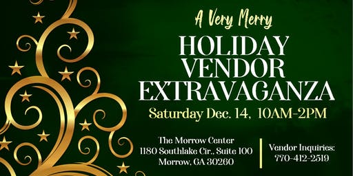 Holiday Vendor Extravaganza