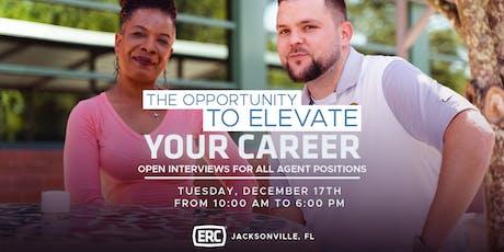 ERC Jacksonville Open Interviews December tickets