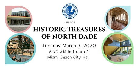 Historic Treasures of North Dade - Bus Tour tickets
