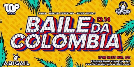 Baile da Colombia tickets