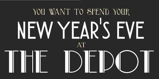 New Year's Eve at The Depot