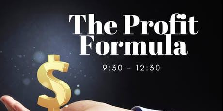 The Profit Formula tickets