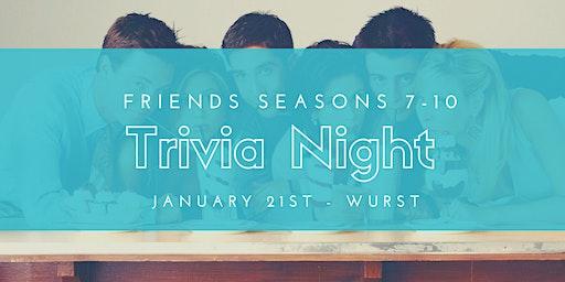 Friends Seasons 7-10