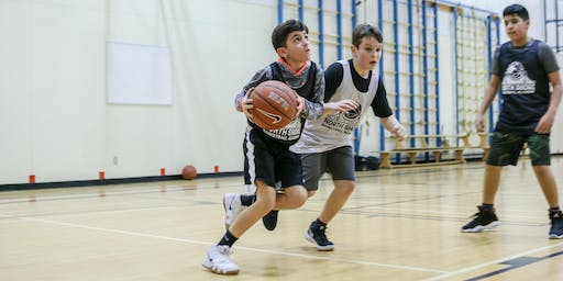 Basketball Jr. Skills @ Montroyal (Gr.1-3)