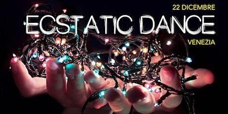 ECSTATIC DANCE Venezia ❂ Solstice biglietti