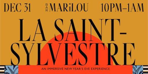 Bar Marilou's La Saint Sylvestre