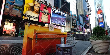 Piano Paradiso at TImes Square tickets