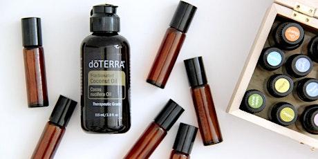 doTERRA Essential Oils Class tickets