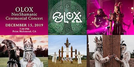 OLOX - NeoShamanic Ceremonial Concert - Kut-Sür 2020
