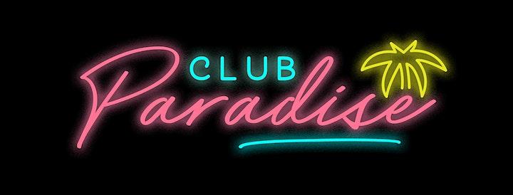 Club Paradise + supports image