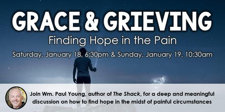 Grace & Grieving - Finding Hope in the Pain tickets