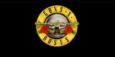 Guns N Roses (Especial!) - Entrada Gratuita com lista até 21h ingressos