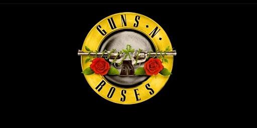 Guns N Roses (Especial!) - Entrada Gratuita com lista até 21h