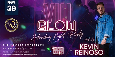 IMMIAMIPARTY GLOW EDITION AT VIU tickets
