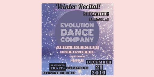 Evolution Dance Company Presents: One Night Only Winter Recital!