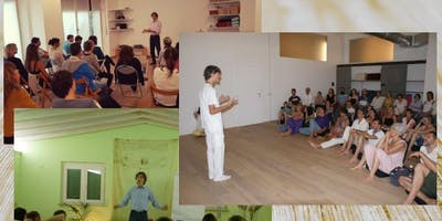 Breath Coaching Training - Rebirthing - Livello base