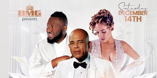 ANGELS ON EARTH ALL WHITE PARTY FEATURING SWEET MICKY PHYLLISIA ROSS & 5LAN