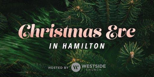 Christmas Eve in Hamilton