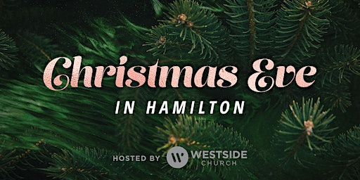 Christmas Eve in Hamilton