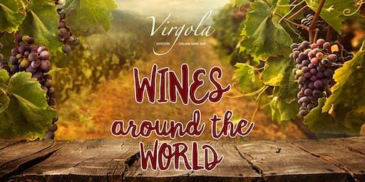 Wines Around the World: Bubbly
