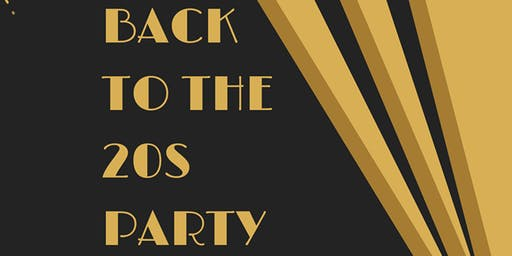 HSA Back to the 20s Party