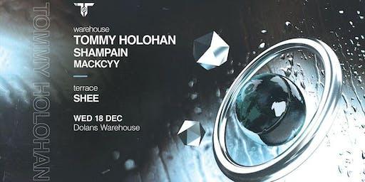 TOT Presents: Tommy Holohan//Shampain//SHEE