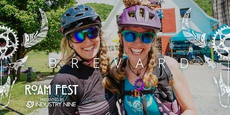 Roam Fest Brevard | A Womxn's MTB Festival tickets
