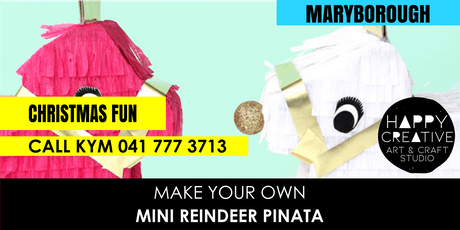 Mini Reindeer Pinata tickets