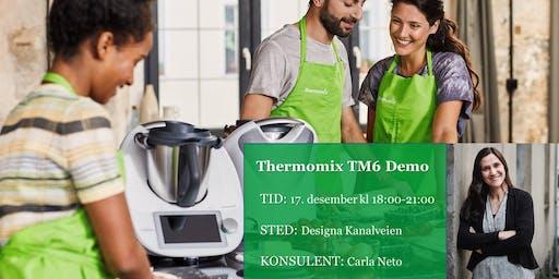 Thermomix TM6 demo - 17 Dec