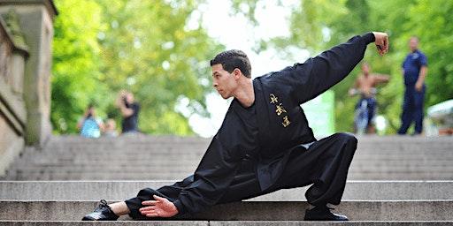 Tai Chi & KiGong: Energy Healing Martial Arts Class