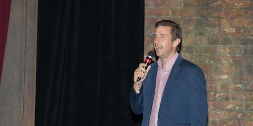 Wiley's Comedy Club Presents Brian Swinehart Holiday VIP Guest List