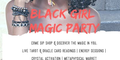 Black Girl Magic Day Party