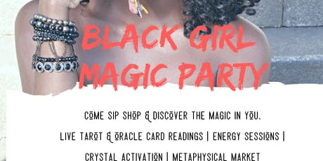 Black Girl Magic Day Party tickets