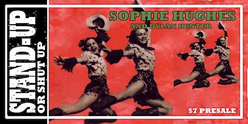 Sophie Hughes (Comedy at Regal Beaver)