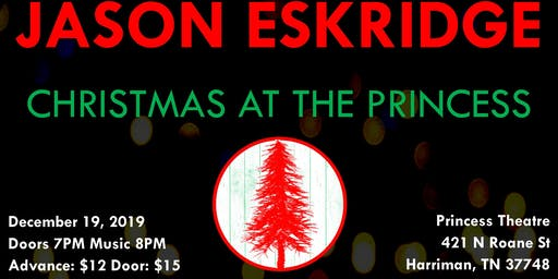 Jason Eskridge: Christmas at the Princess