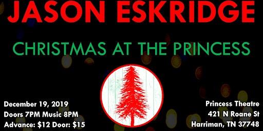 Jason Eskridge: Christmas at the Princess