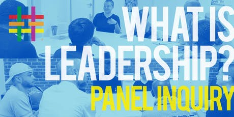 What Is Leadership? tickets