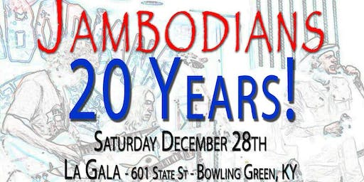 20th Annual Jambodians Holiday Bash