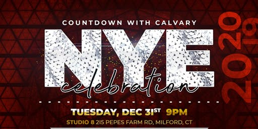 Mt. Calvary Revival Center NYE Countdown Party