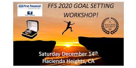 FFS 2020 Goal Setting Workshop tickets