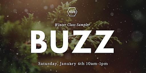 Buzz: Winter Class Sampler