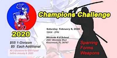 2020 Champions Challenge