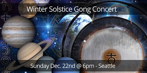 Gong Concert & Sound Immersion