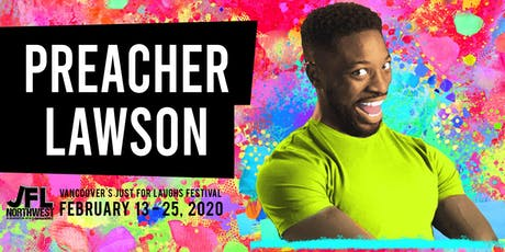 Preacher Lawson tickets