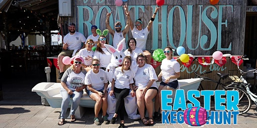 Easter Keg Hunt 2020