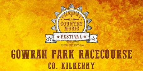 Kilkenny Country Music Festival 2020 tickets